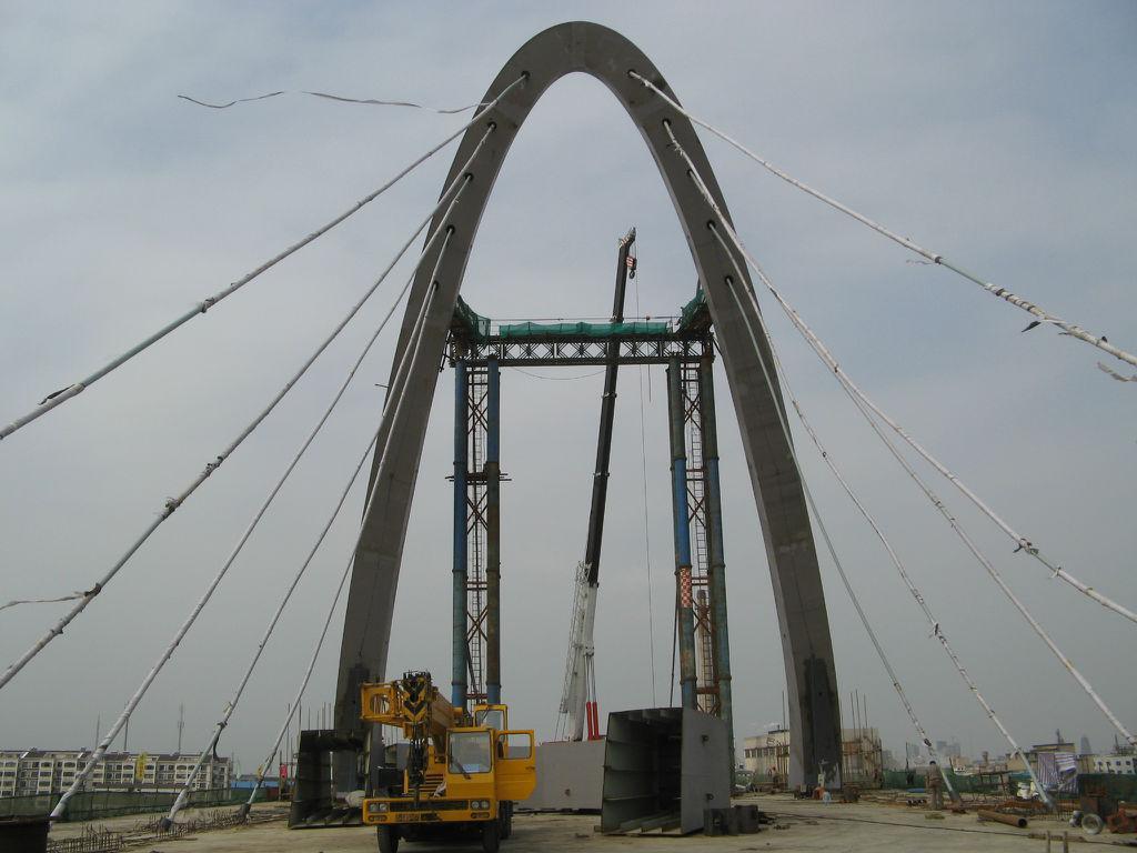 啟東商務鋼結構工程