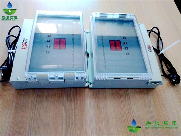 曲靖缠绕式水处理器广谱感应电子水处理器