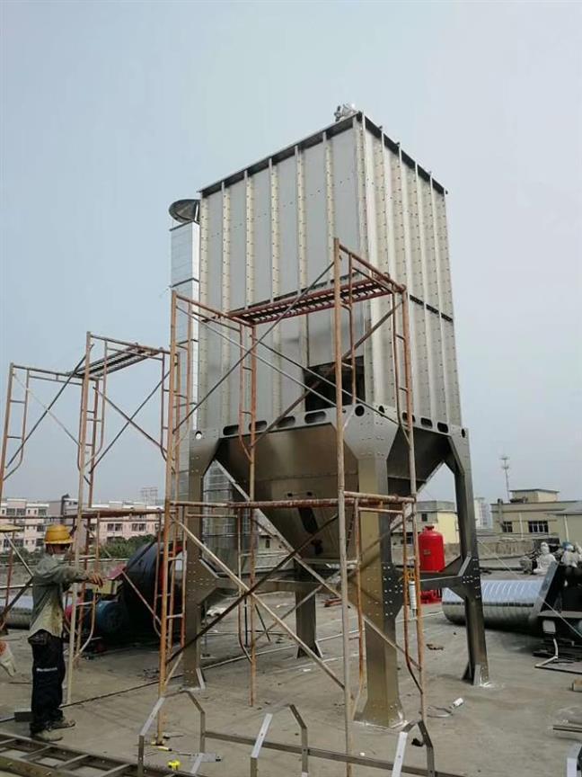 阳江脉冲布袋除尘器厂家