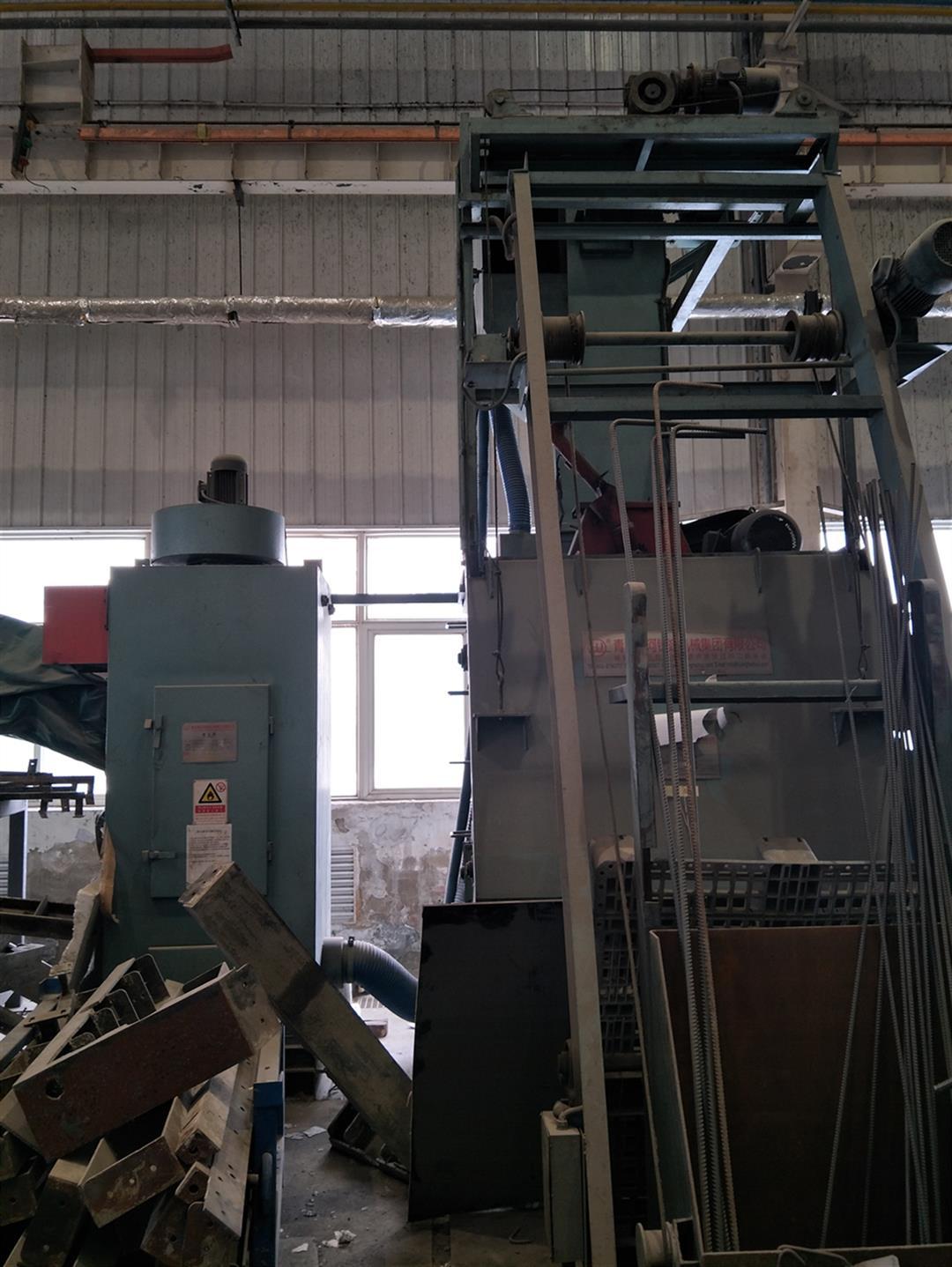 徐州烟尘抛丸机维修生产