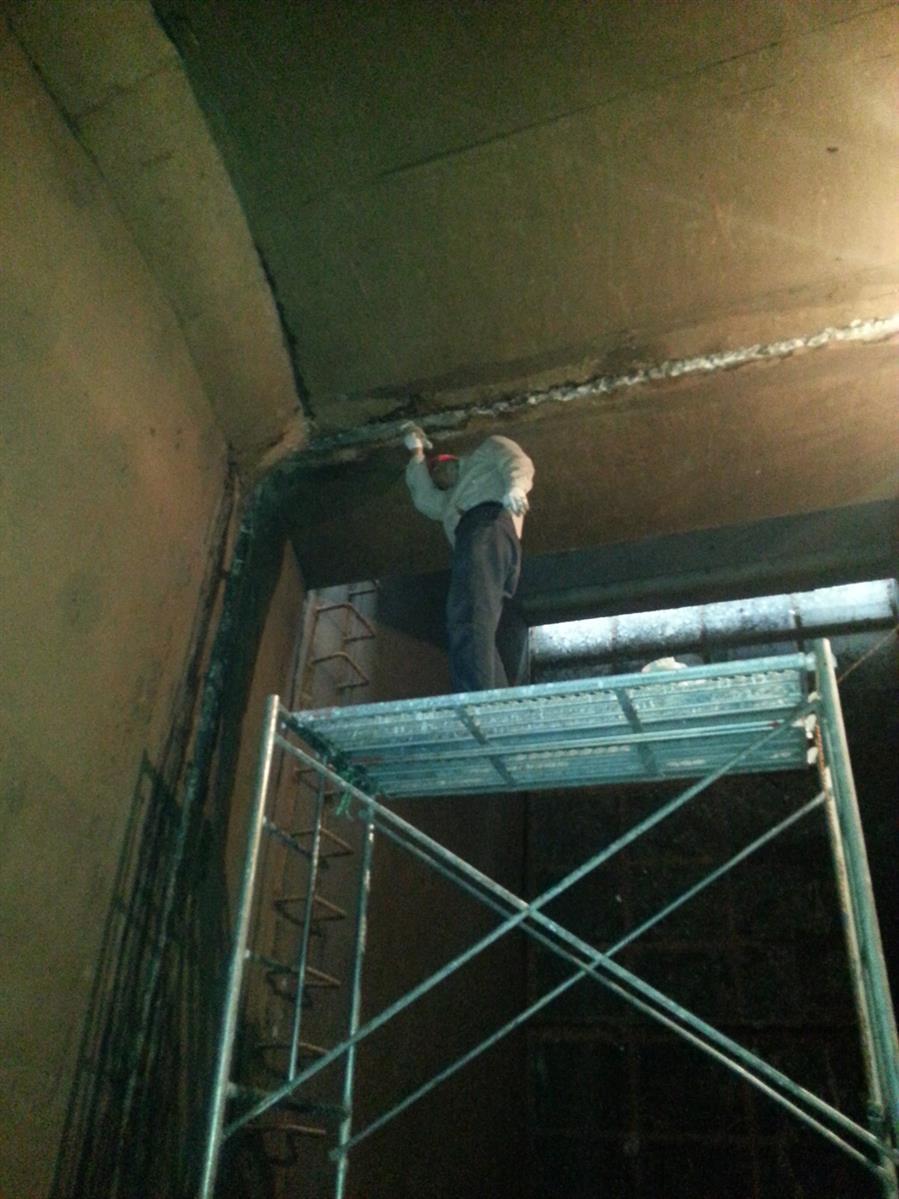 管廊地下工程堵漏处理方案
