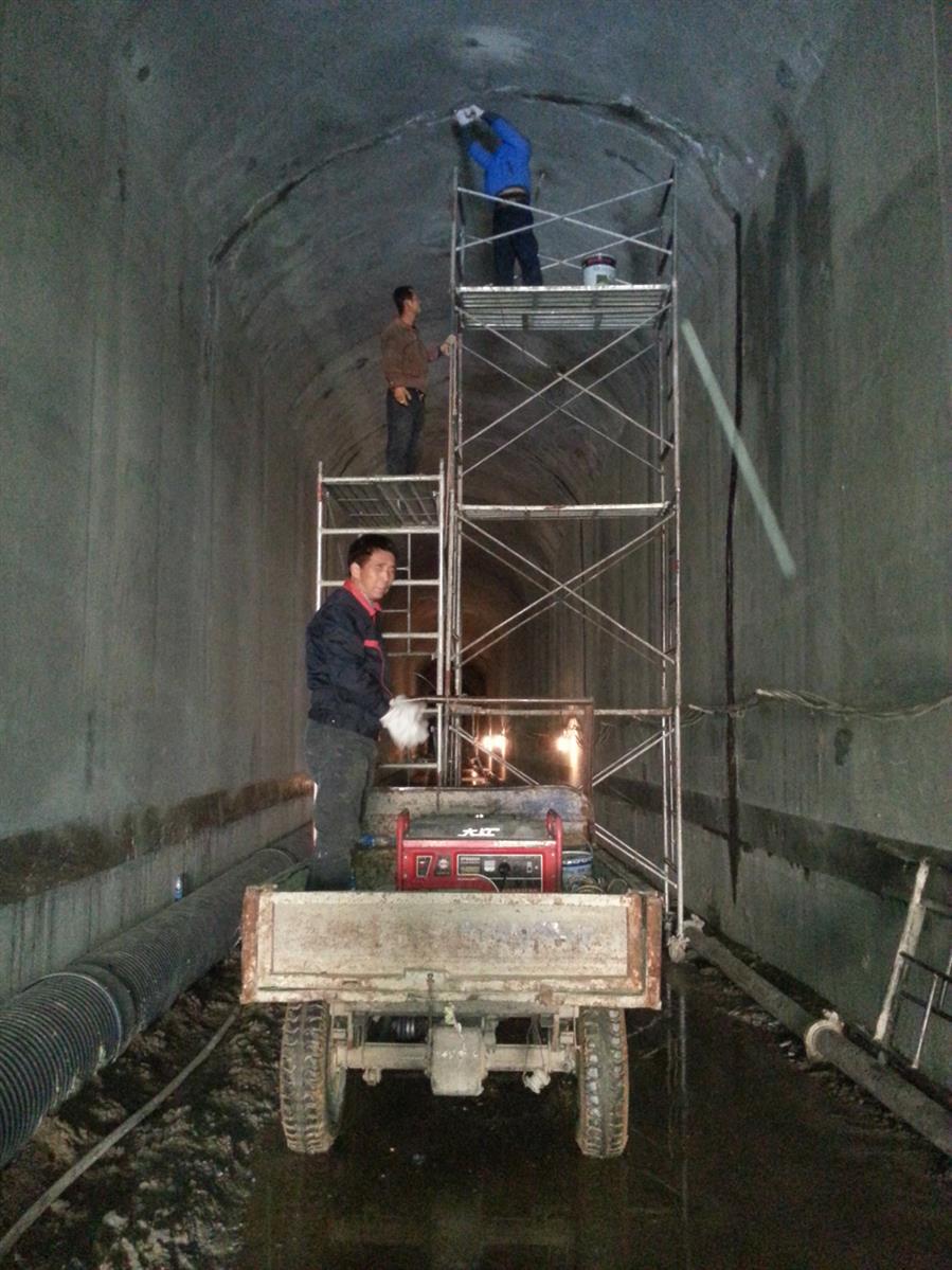 宝鸡地下工程堵漏维修方案