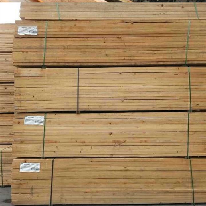 杉木建筑用木方规格厂家 建筑杉木木方 价格优惠