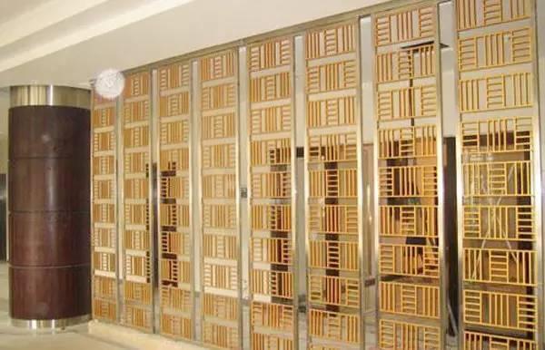 淄博完美铝板浮雕艺术屏风厂