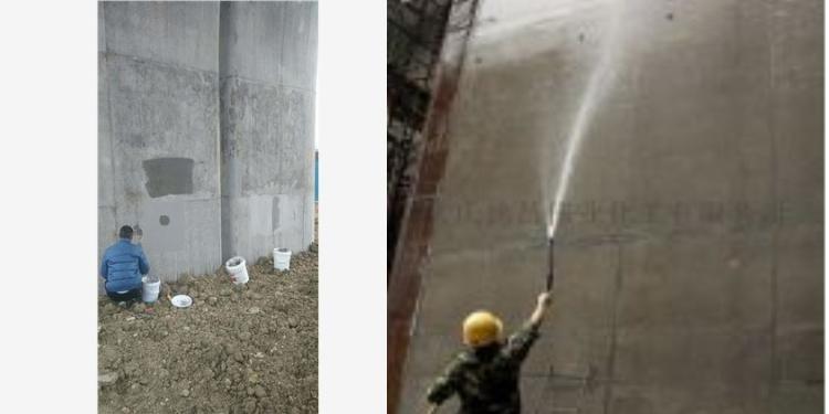 左云聚合物防腐水泥漿