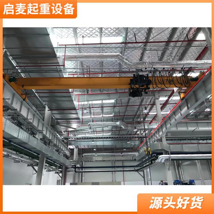 厂家生产单双梁起重机龙门架规格