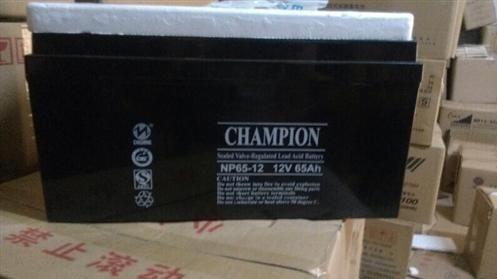 冠军蓄电池NP200-12畅销款