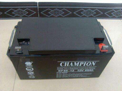 冠军蓄电池NP100-12质量佳