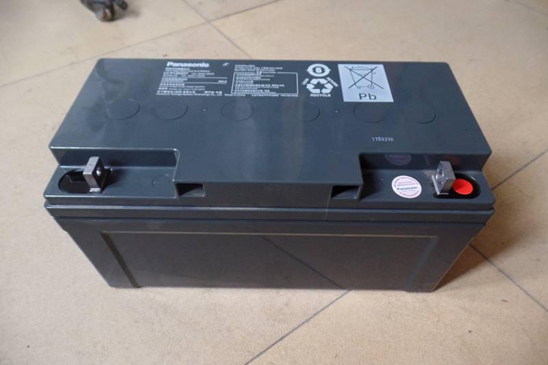 松下蓄电池12V100AH原装现货