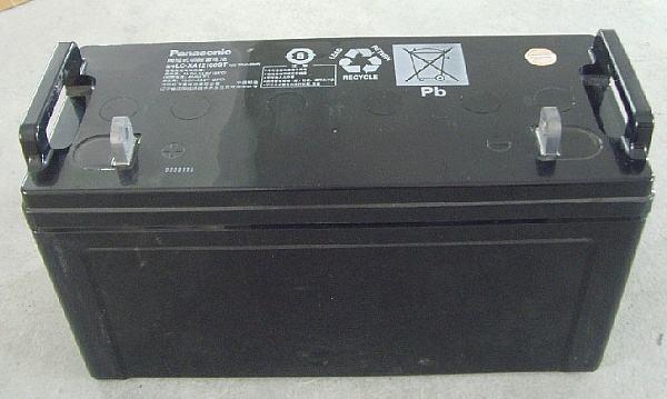 松下蓄电池12V38AH规格参数