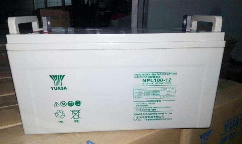 汤浅蓄电池NP100-12直供