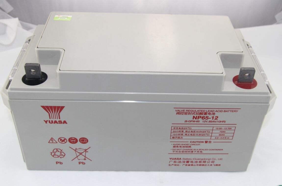 汤浅蓄电池12V38AHUPS电池