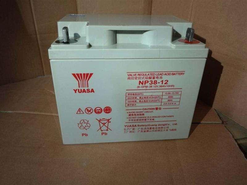 汤浅蓄电池NP24-12销售总代理