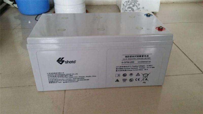 双登蓄电池12V100AH批发
