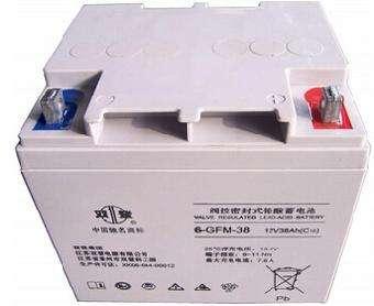 双登蓄电池2V1600AH