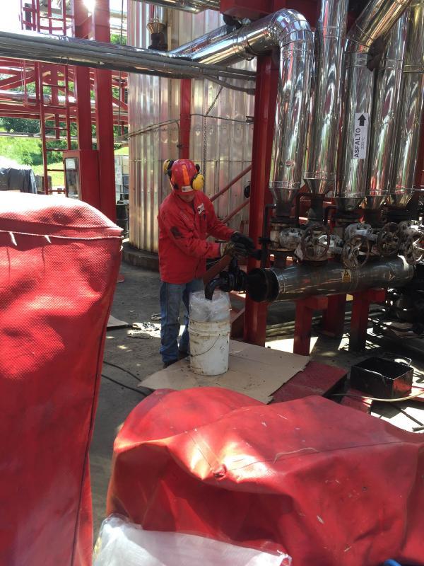 南宁耐高温170度沥青包装袋