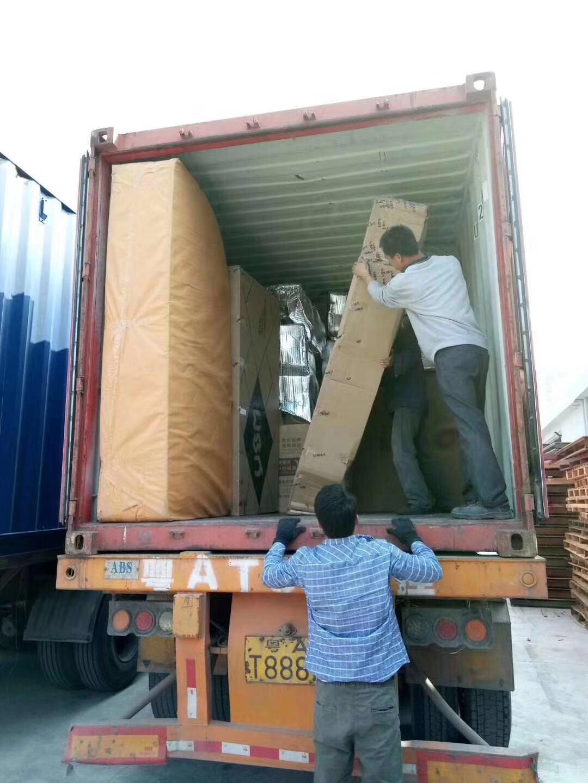 南京到多伦多红木家具海运费用