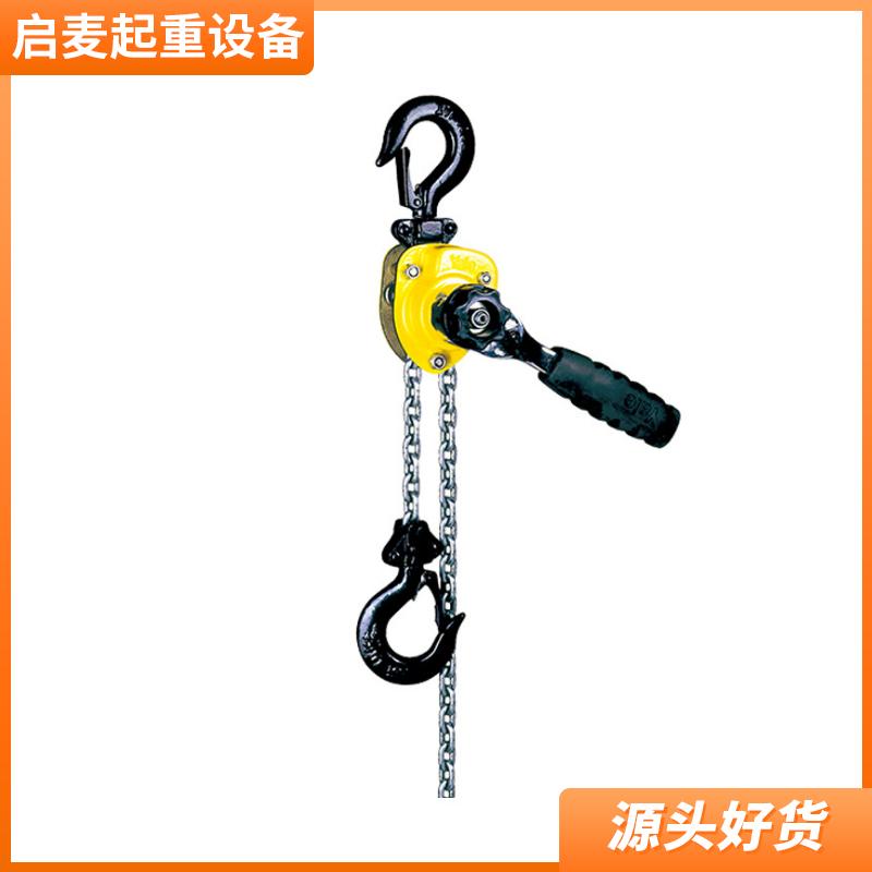 重庆粉尘防爆环链葫芦厂