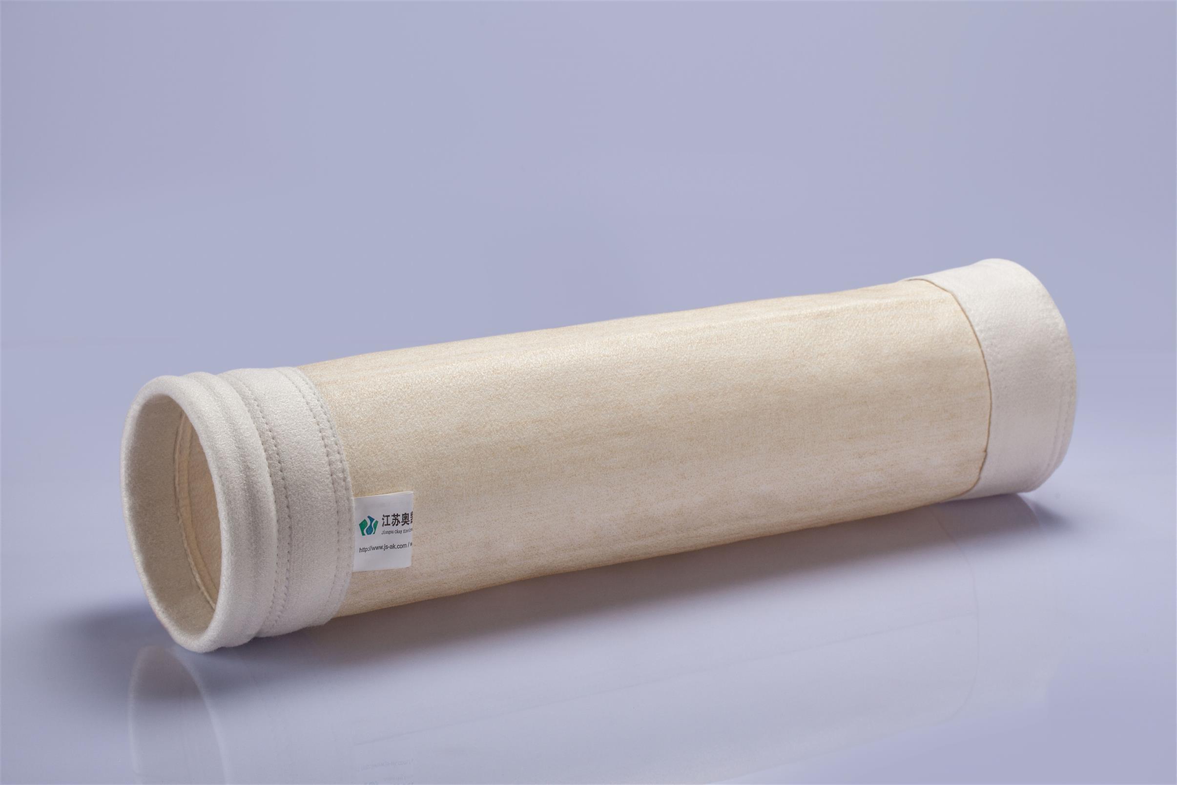 衡阳芳纶除尘布袋定制