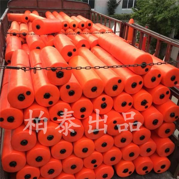 上海湖泊警示浮筒定做