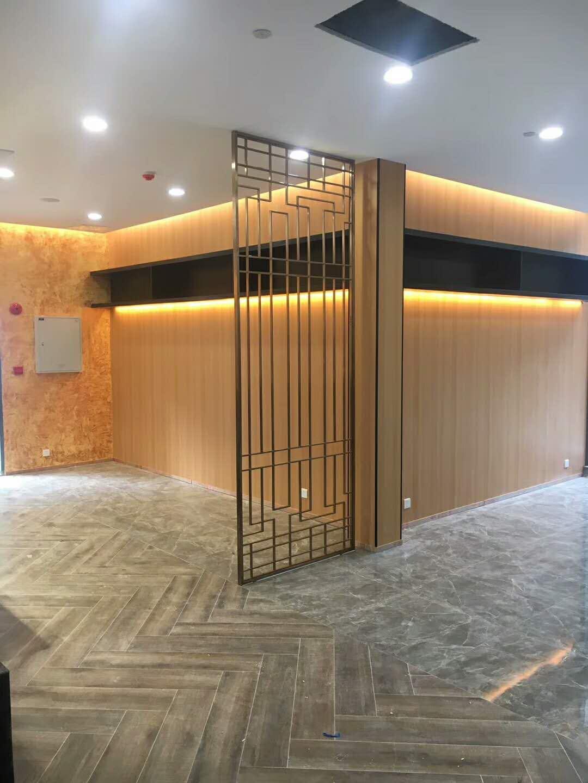 邯郸简单铝板镂空设计屏风厂