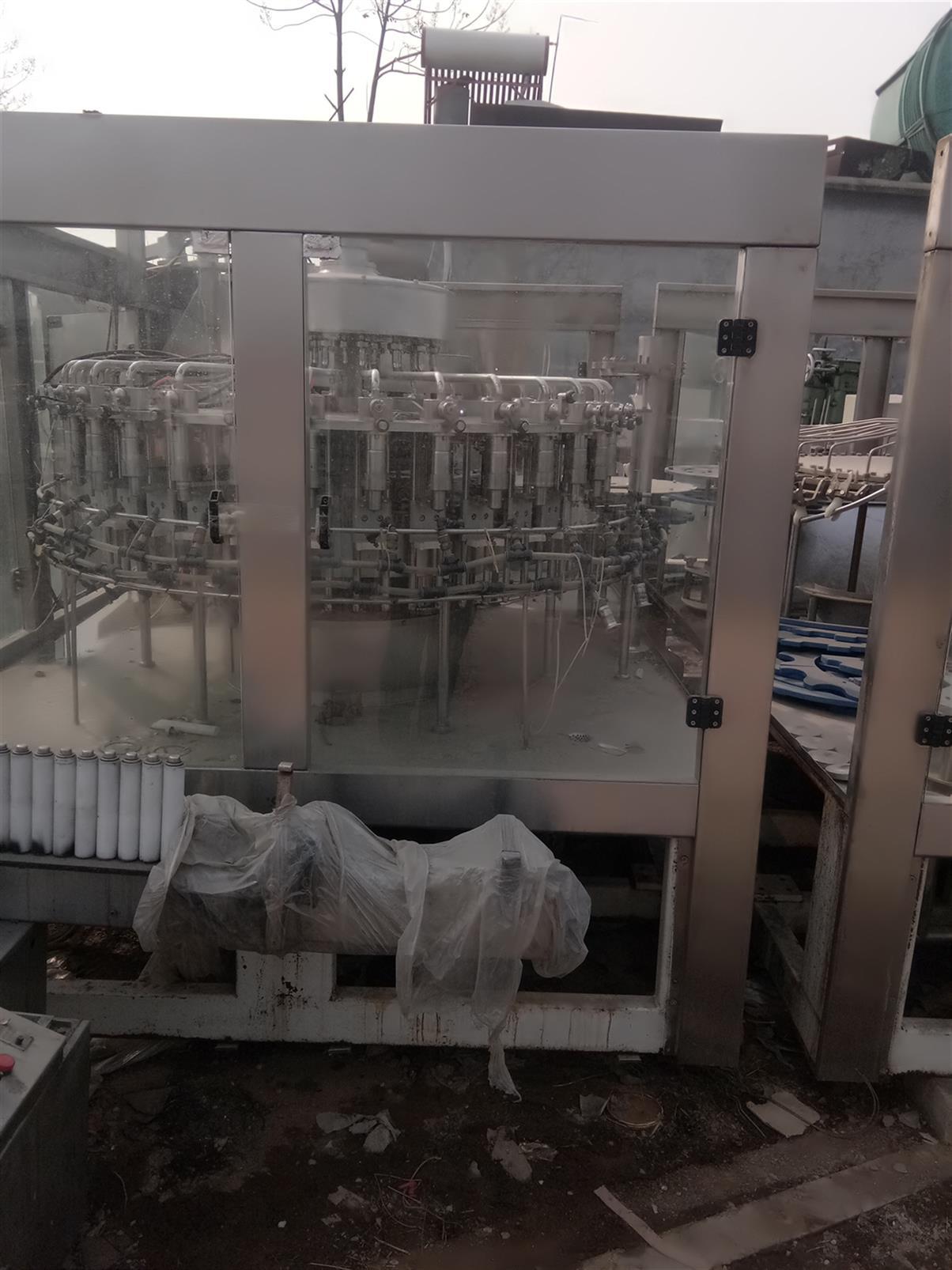 东莞二手灌装机厂