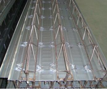 常德钢筋桁架楼承板生产