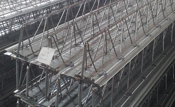 沧州钢筋桁架楼承板厂