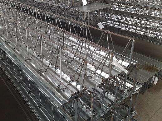 北京钢筋桁架楼承板报价
