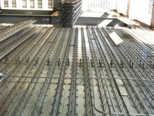 HB4-120钢筋桁架楼承板