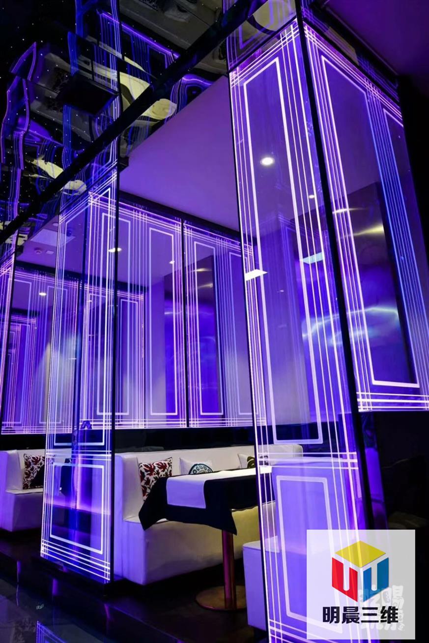 寧波新奇玻璃激光內雕工藝工廠