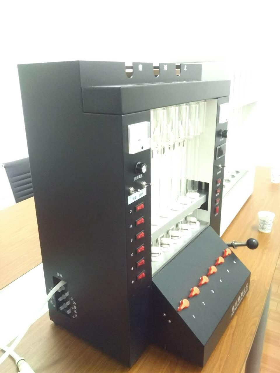半自动粗纤维测定仪