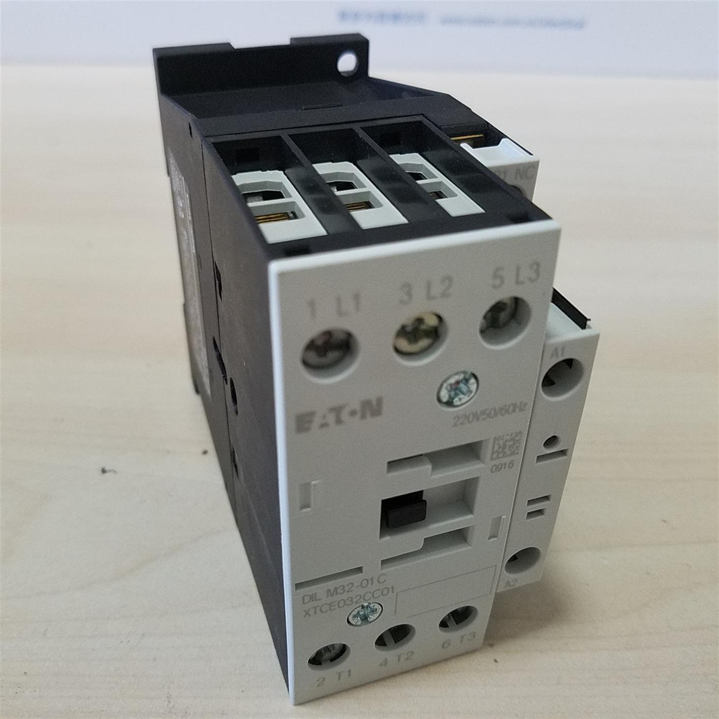 南宁DILK12-11伊顿接触器
