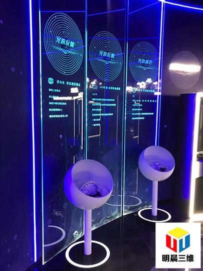 漳州漂亮玻璃激光內雕工藝工廠