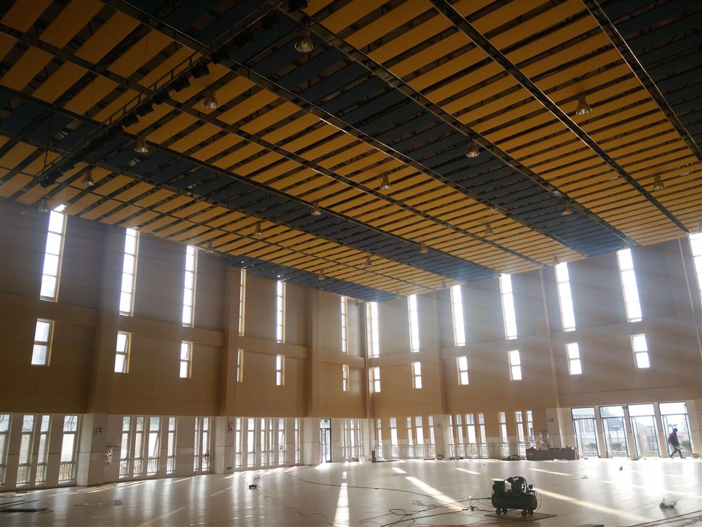 江苏室内运动场木地板