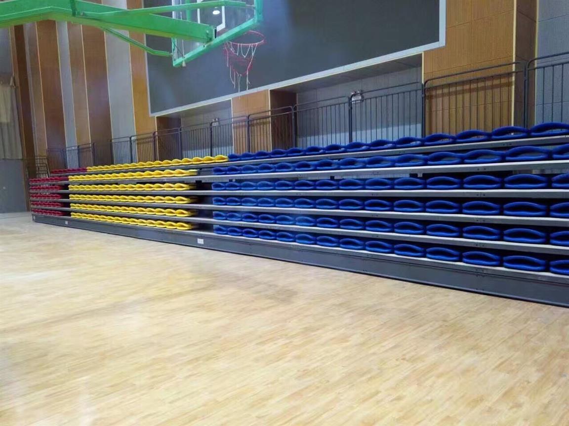 南通学校室内运动场木地板