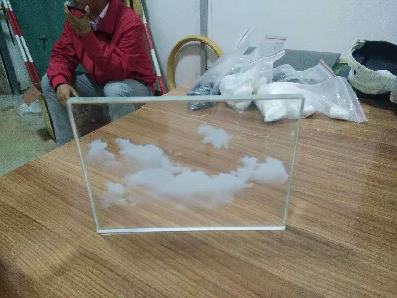 拉薩激光內雕發光玻璃廠家 明晨三維