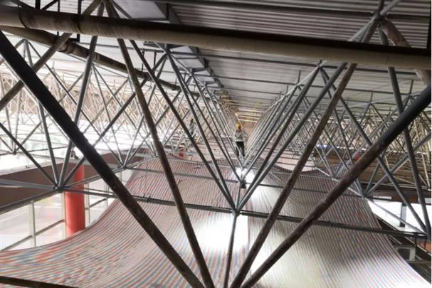 乌鲁木齐室内膨胀型钢结构防火涂料施工