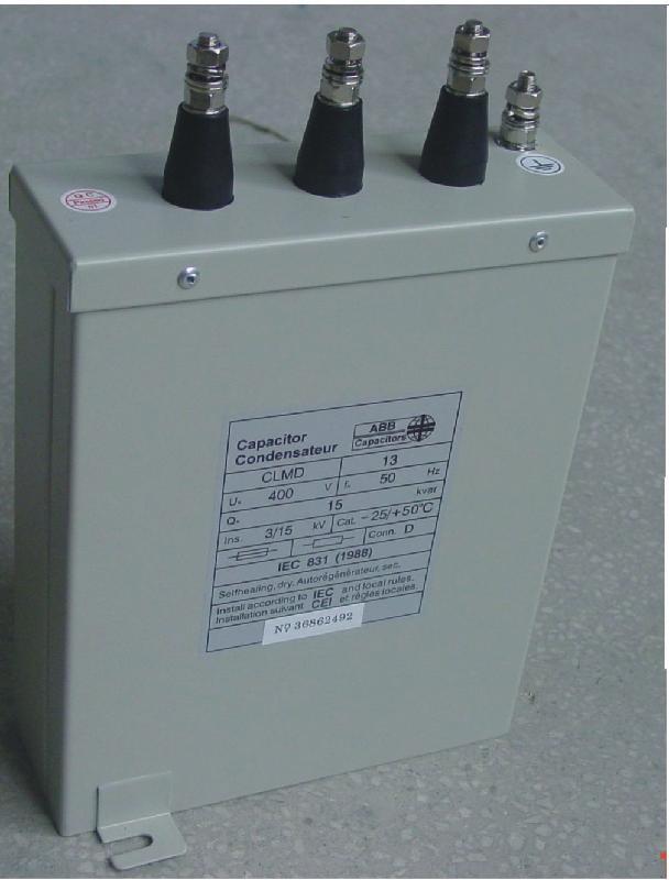 广州CLMD63/54KVAR 415V 50HZABB电容器