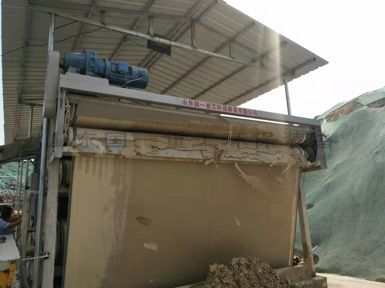 广州泥浆处理设备定制