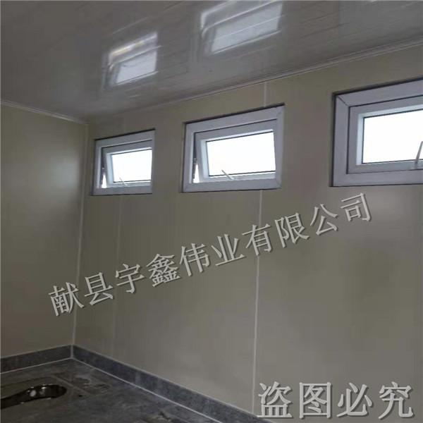赤峰移动环保厕所