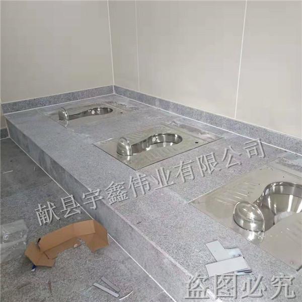 乌兰察布移动环保厕所