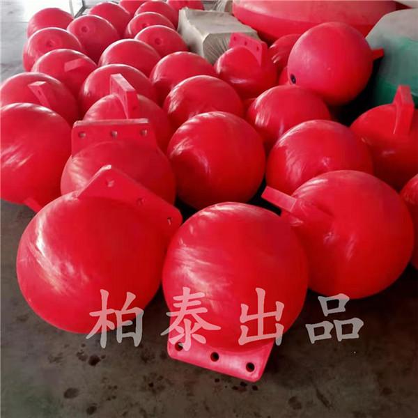 包头PE浮球生产