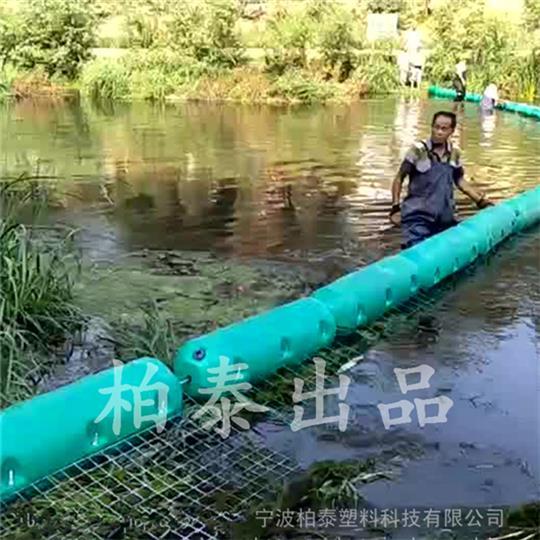 合肥长江拦污浮体