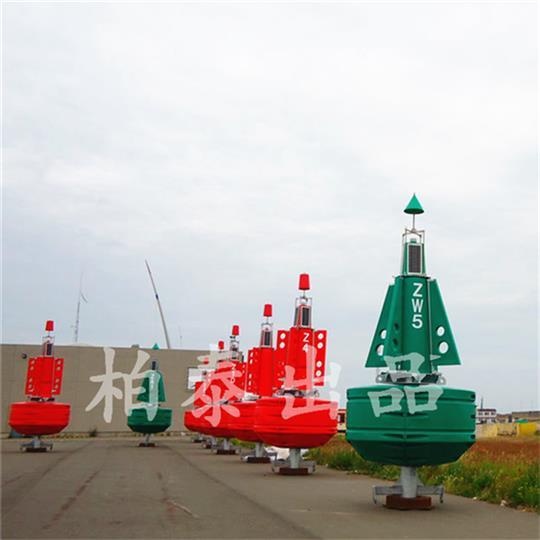 蚌埠水库航道浮标制作