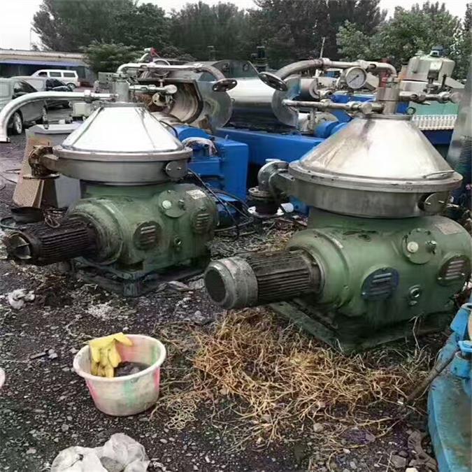 二手油水分离碟式离心机供应商