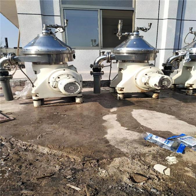 上海二手动物油碟式离心机厂家