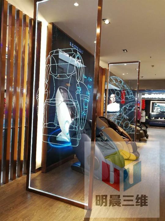 西安新奇玻璃激光內雕工藝工廠