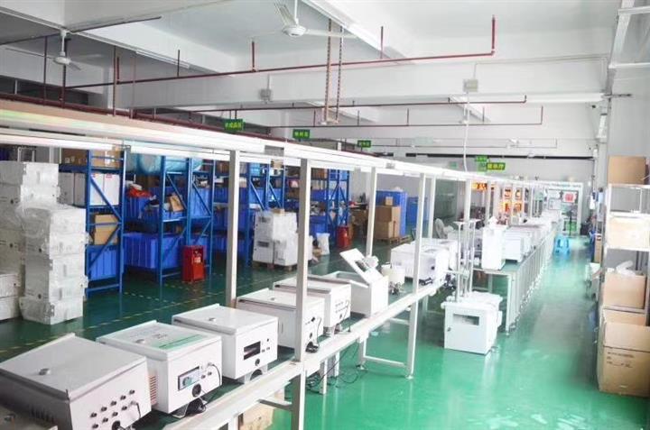 深圳负氧离子监测系统