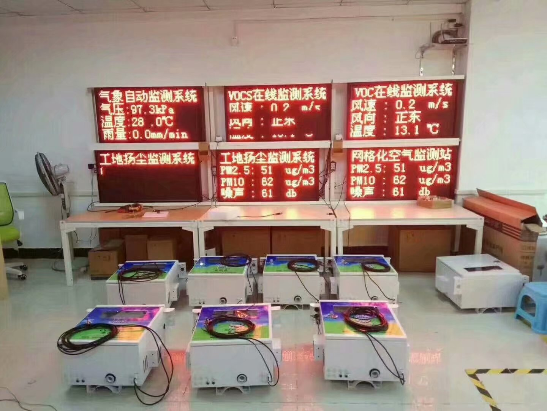重庆工地扬尘监测